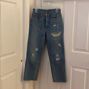 GRLFRND jeans - One of a Kind pair
